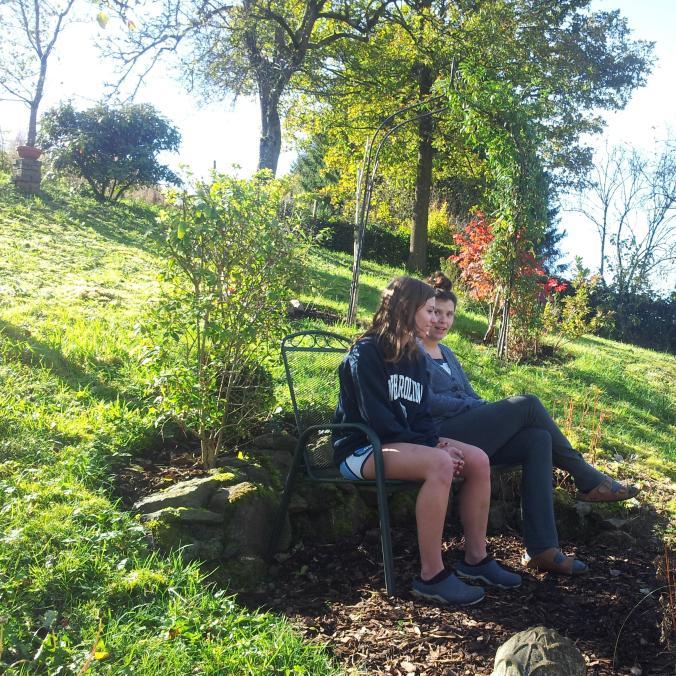 garden conversations